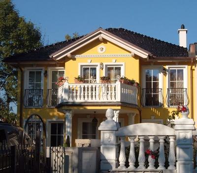 Individuelle Häuser